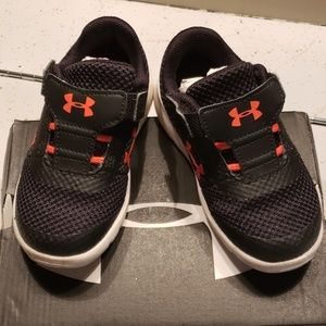 Under armour toddler's sneakers